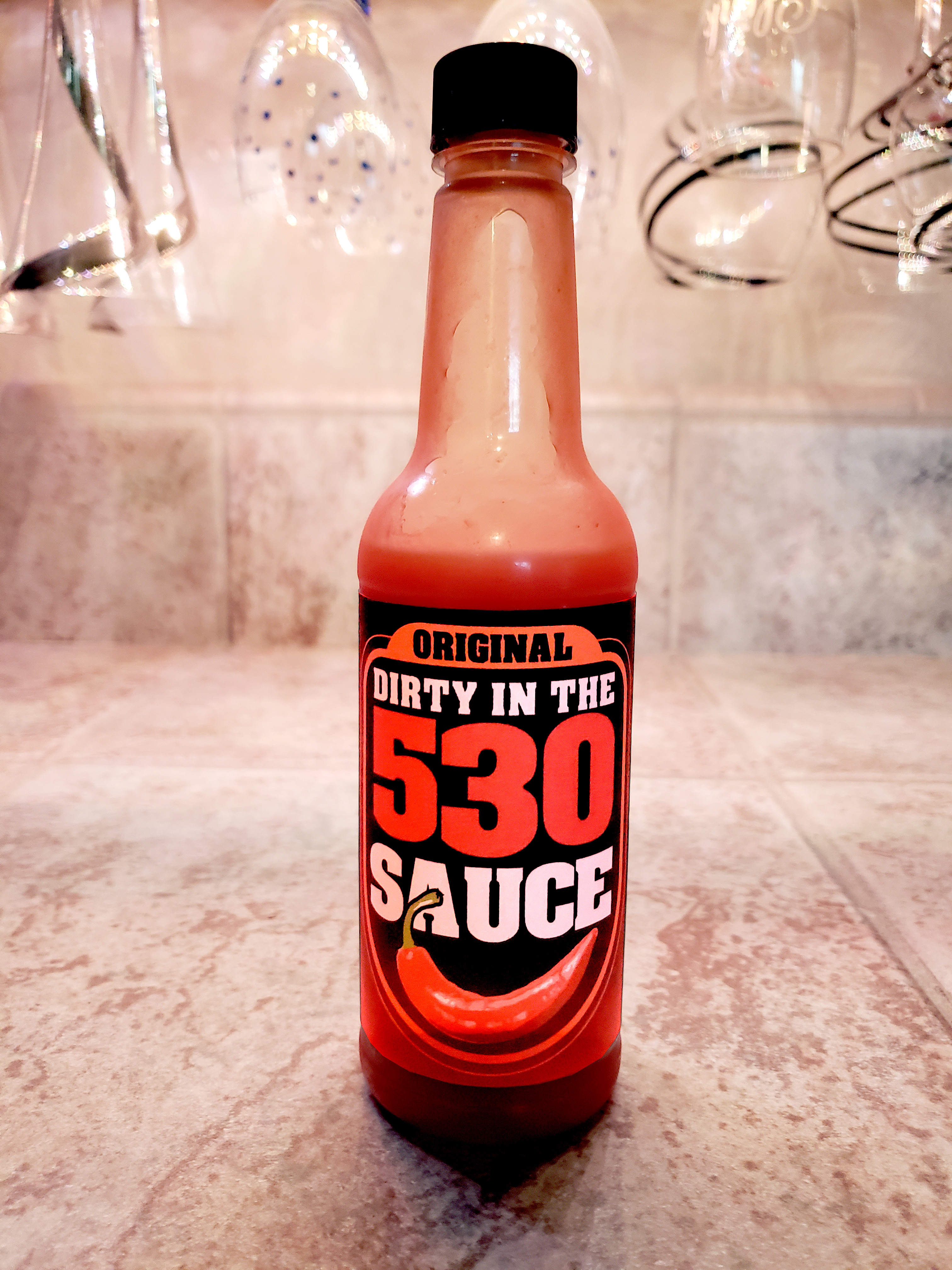 Dirty in the 530 – Labels